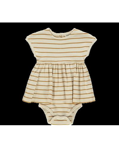 Kjole-body Pumpkin Pie Stripe