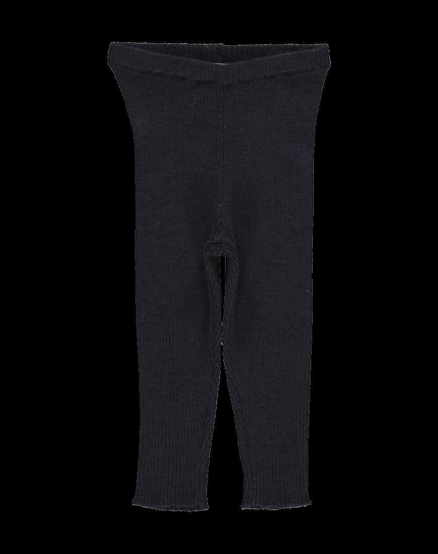 Merino Bukser Navy Melange