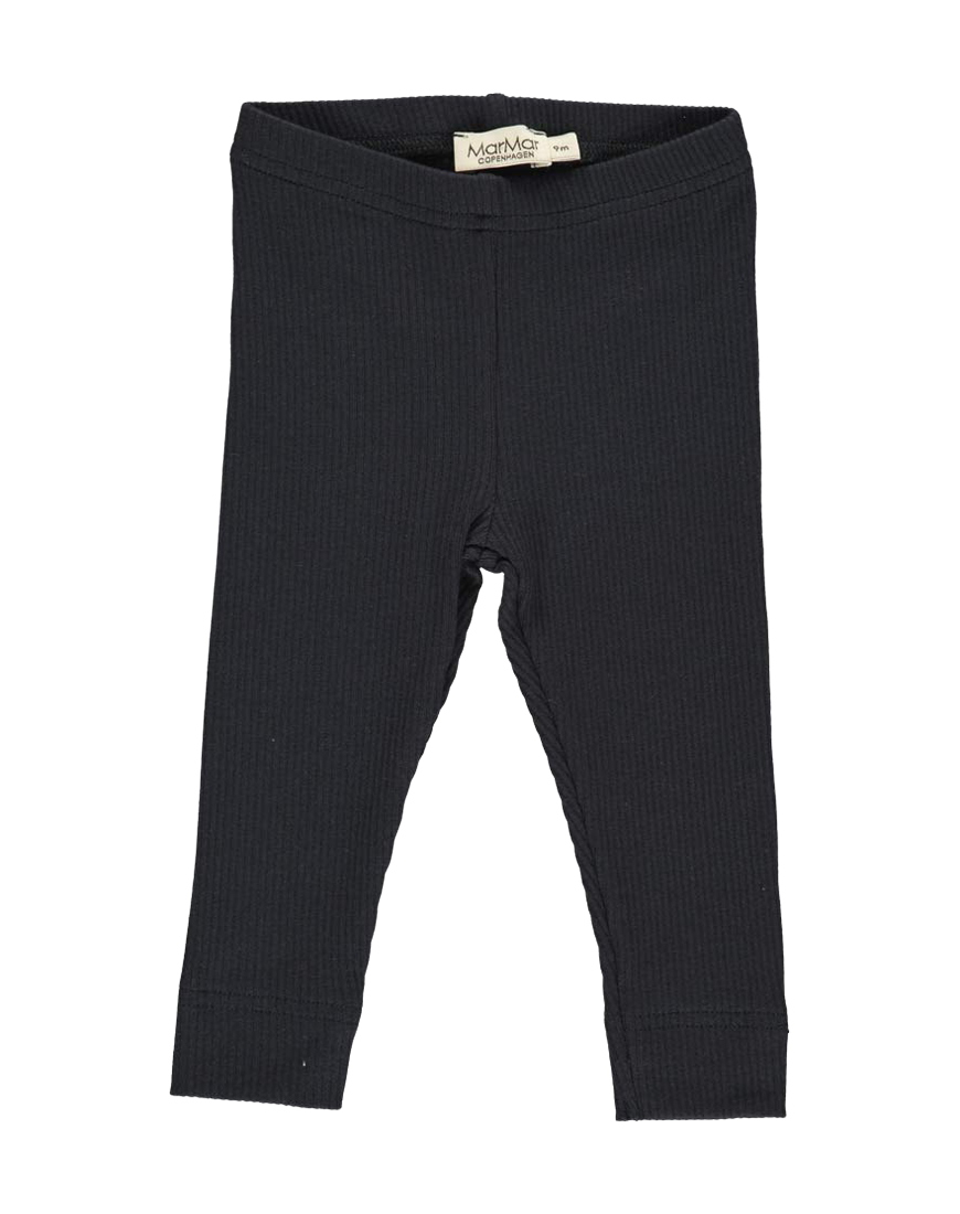 Modal Leggings Dark Blue