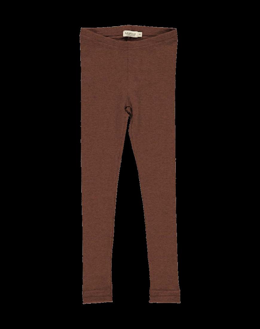 MarMar Modal Rib Leggings Cacao