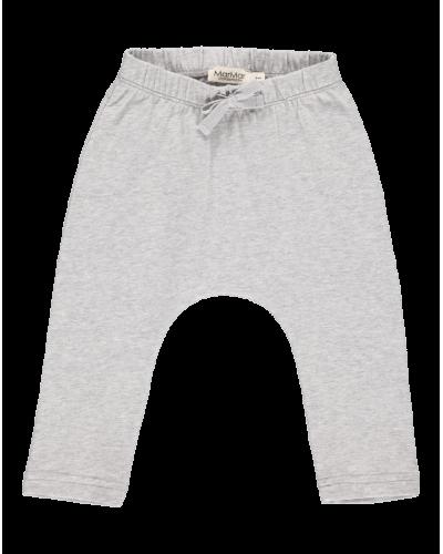 Marmar Pico Jersey Buks Light Grey Melange