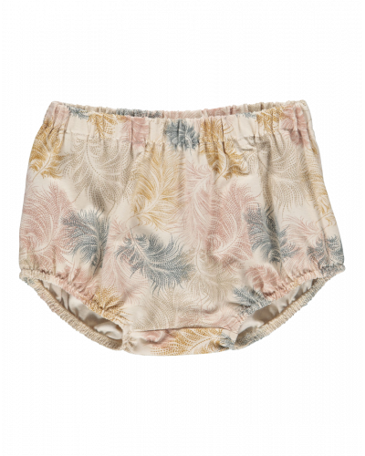 Popia Bloomers Feather Print