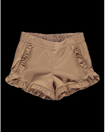 Marmar Pytte Shorts Twill Caramel