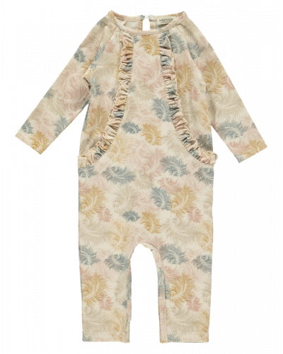 MarMar Rillo Romber Feather Print