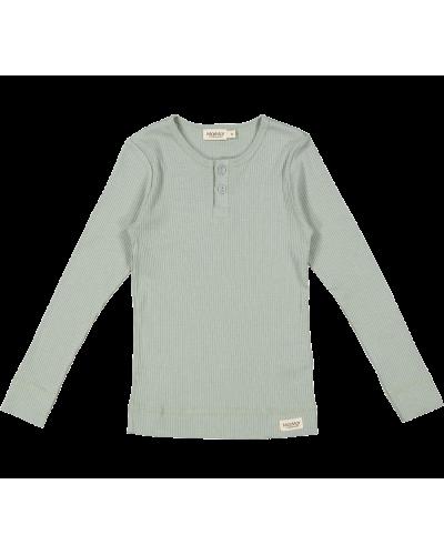 Modal T-shirt LS Sage