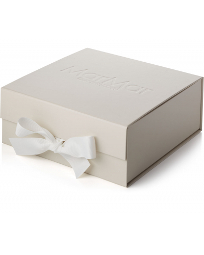 New Born Gift Box 3 Pcs Romber Gentle White