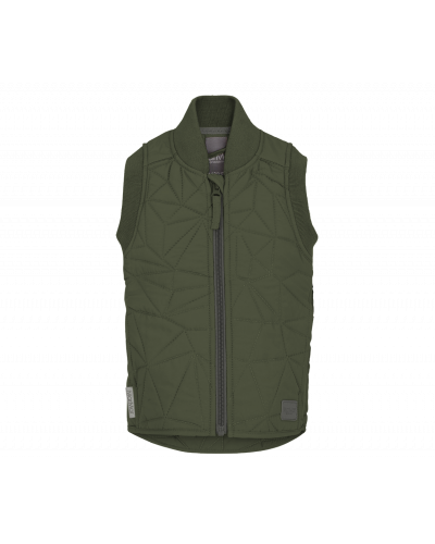 Oby Vest Hunter Green