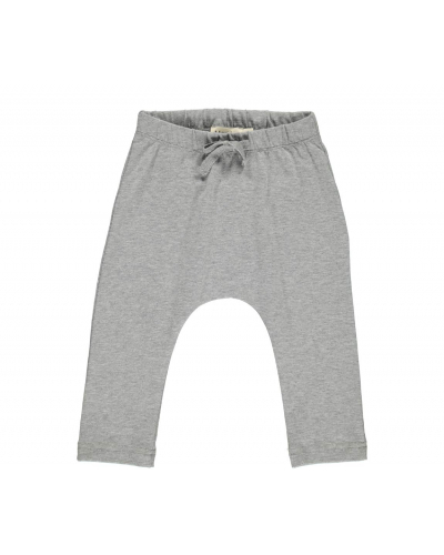 Pico Jersey Pants Grey Melange