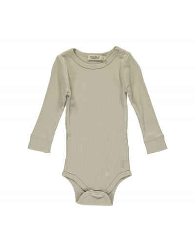 Plain Body LS Grey Sand