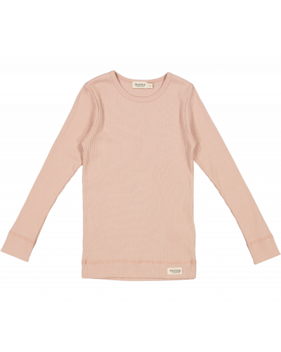 Plain T-shirt LS Light Cheek