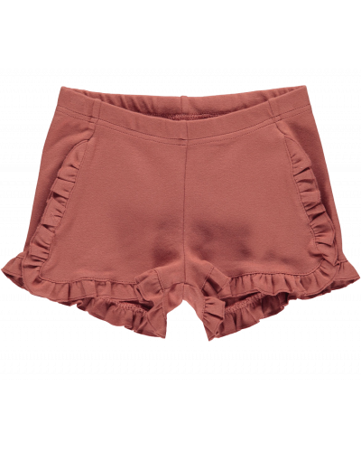 pytte shorts red blush