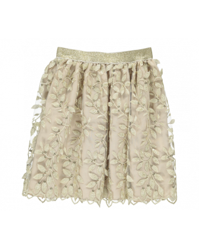 Solveig ballerina embroidery nederdel