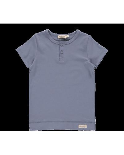 T-shirt blue rock