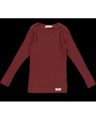 T-shirt Modal Cranberry