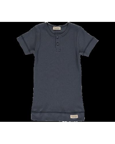 T-shirt modal Blå