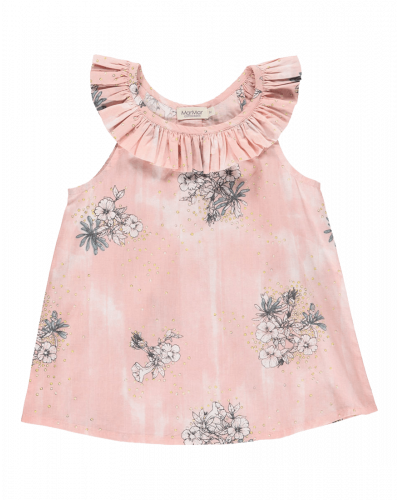 MarMar Talora Bluse Morning Rose