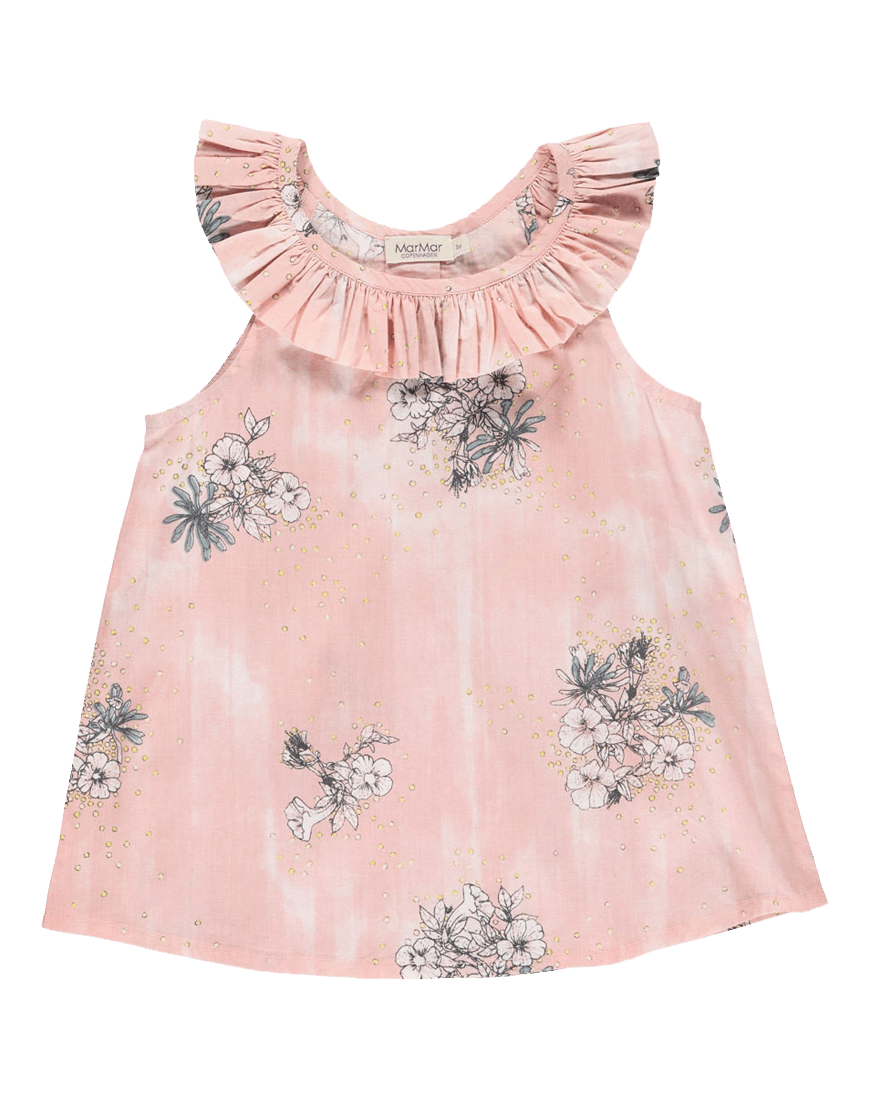 Talora Bluse Morning Rose