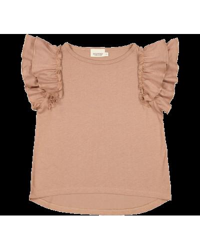Tavora T-shirt Almond