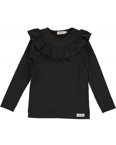 Tessie Jersey Shirt/Top Black