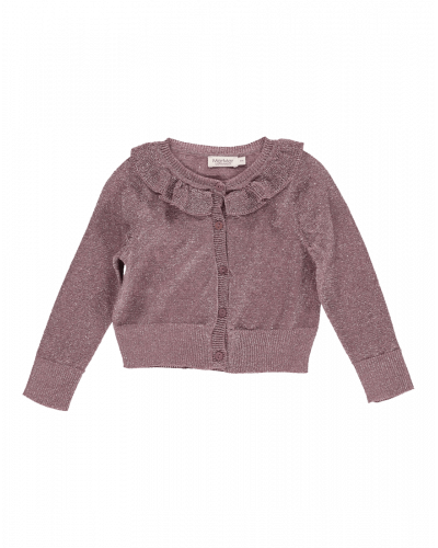 MarMar Tilda Cardigan Rose Nut