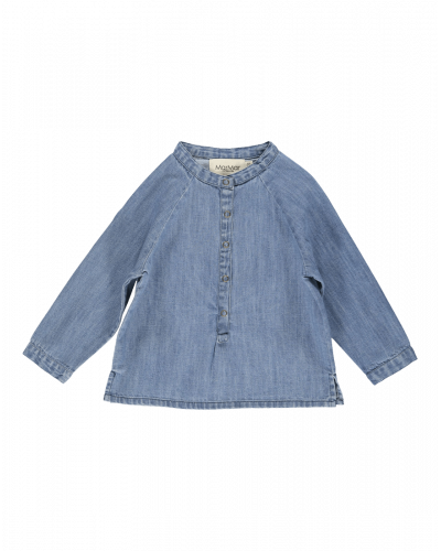 Timmy Light Denim Bluse/Skjorte