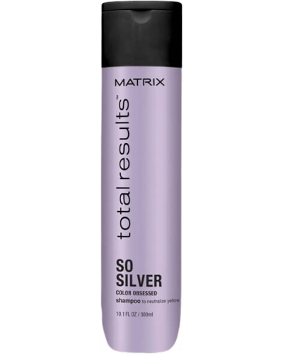 Total Results So Silver Shampoo