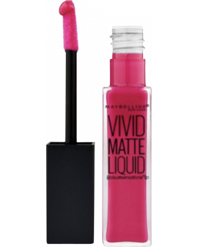 Color Sensational Vivid Matte Liquid 30 Fuchsia Ec