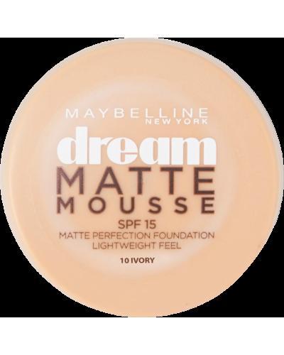 Dream matte mousse 010 Ivory