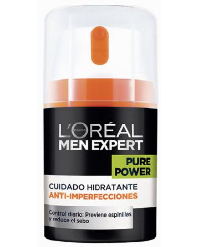 Men Expert Pure Power Moisturizing Gel