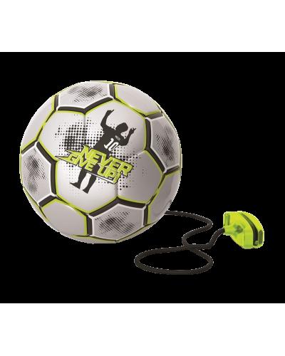 Pro. træningsboldt S3 silver edition