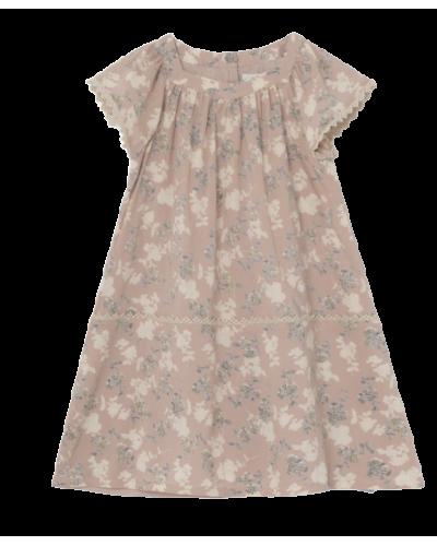Anya kjole cloudy rose