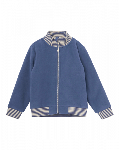 Mini A Ture Any Fleece Jakke Blue Horizon