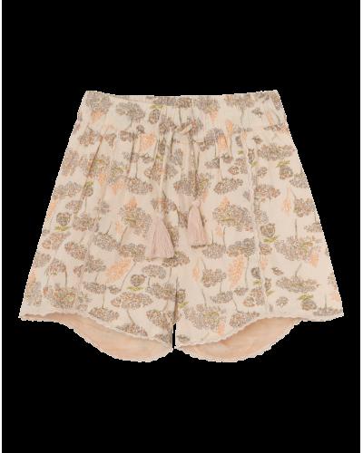 Mini A Ture Charlien Shorts Créme De Peche
