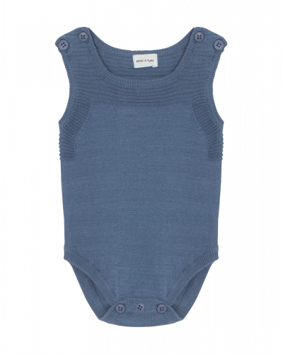 Cillian Romper Blue Horizon