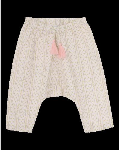 Mini a Ture Loreen Bukser Delicacy Pink