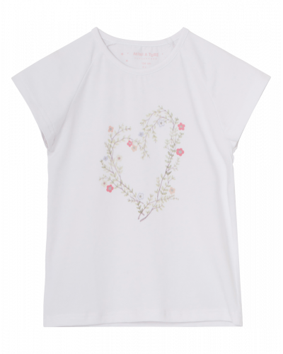 Mini A Ture Michela T-shirt White