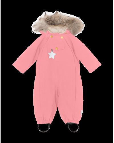 Mini A Ture Wisti Fur Flyverdragt Pink