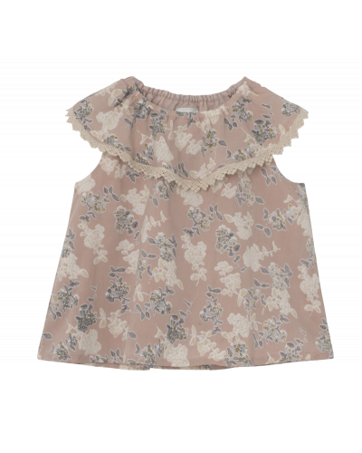 nini top cloudy rose