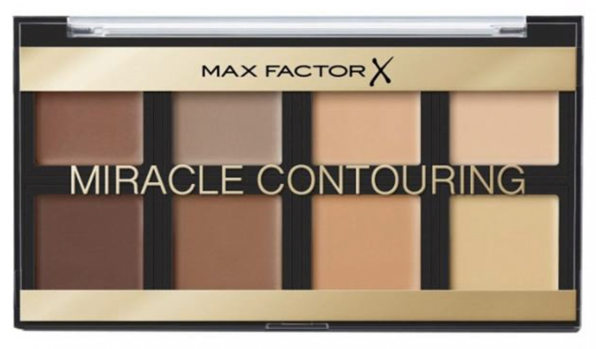 Miracle Contouring lift highlight palette #10