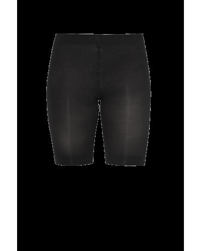 Microfiber Shorts 80 Denier Black