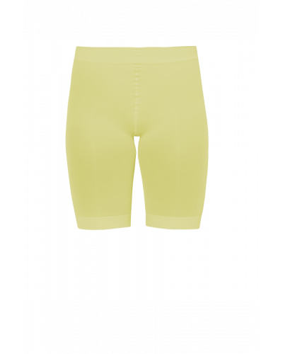 Microfiber Shorts 80 Denier Limelight