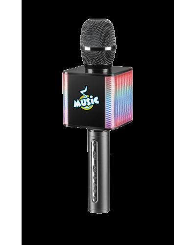 Karaoke Mikrofon med Højttaler