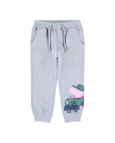 Agnar Sweatpants Grey Melange