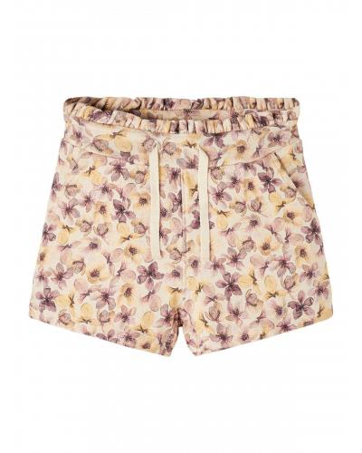 Blomsterprintet Shorts