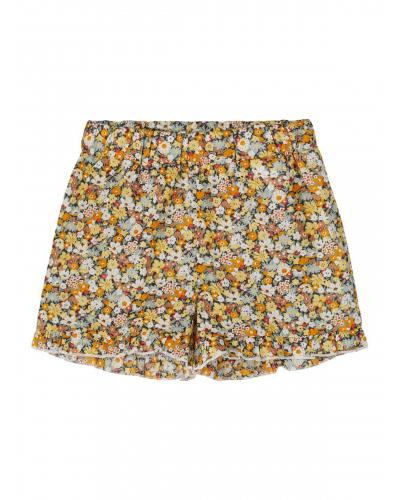 Blomsterprintet Shorts Hissine
