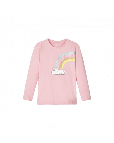 bluse regnbue