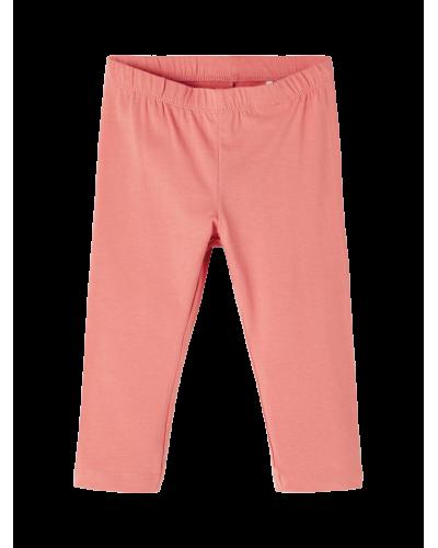 Capri Leggings Pink / Desert Sand