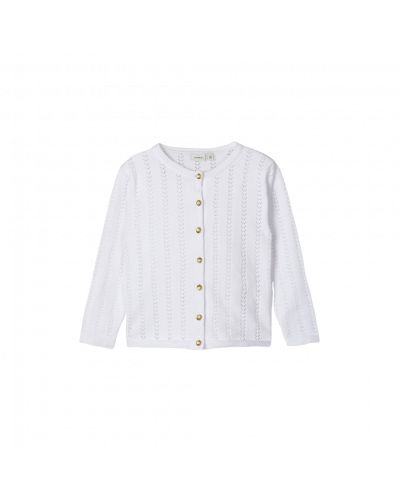 cardigan bright white