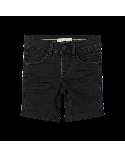 Denim shorts sort