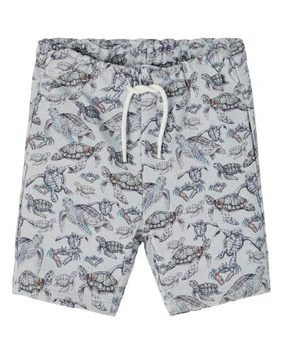 Henohr Sweat Shorts Pearl Blue